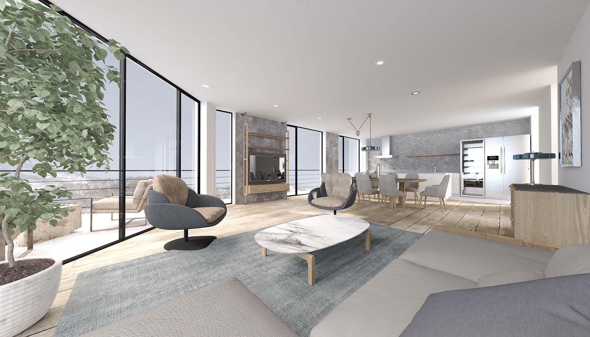 Shinka Niseko Penthouse